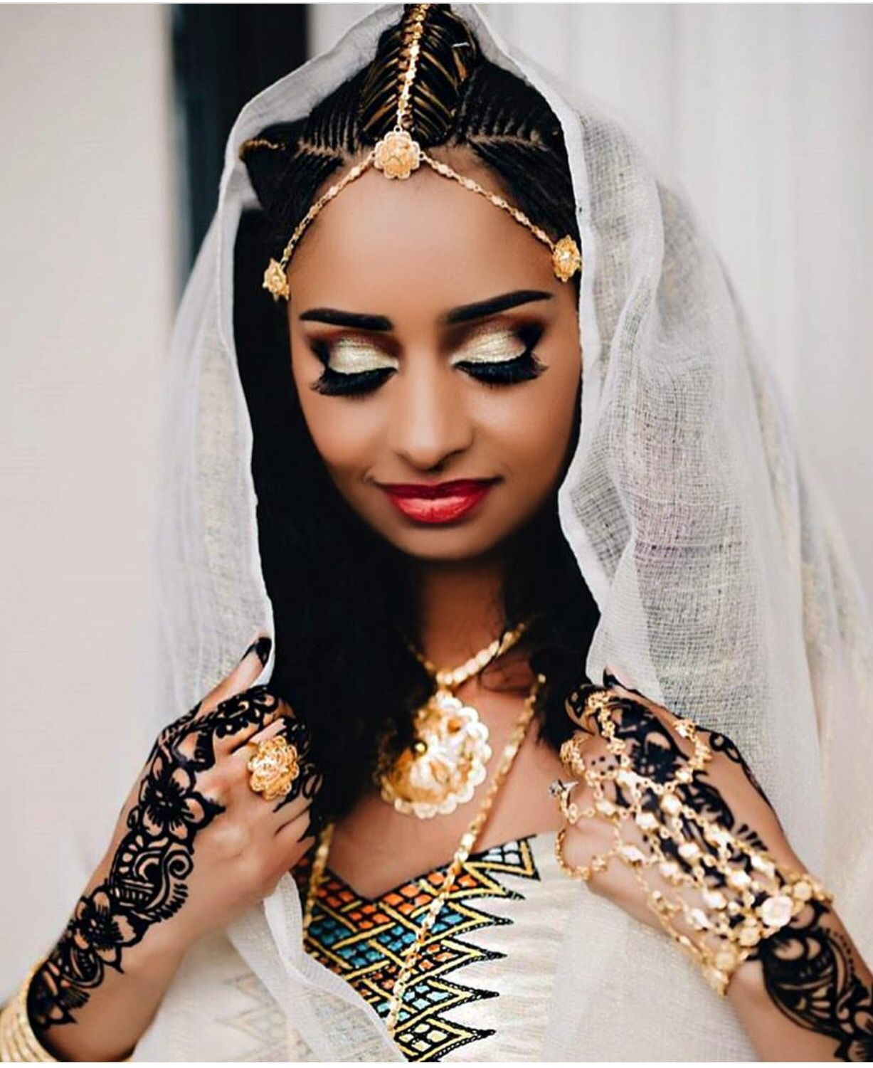 Habesha Ethiopia Pinterest Africans Ethiopian Beauty And African Fashion