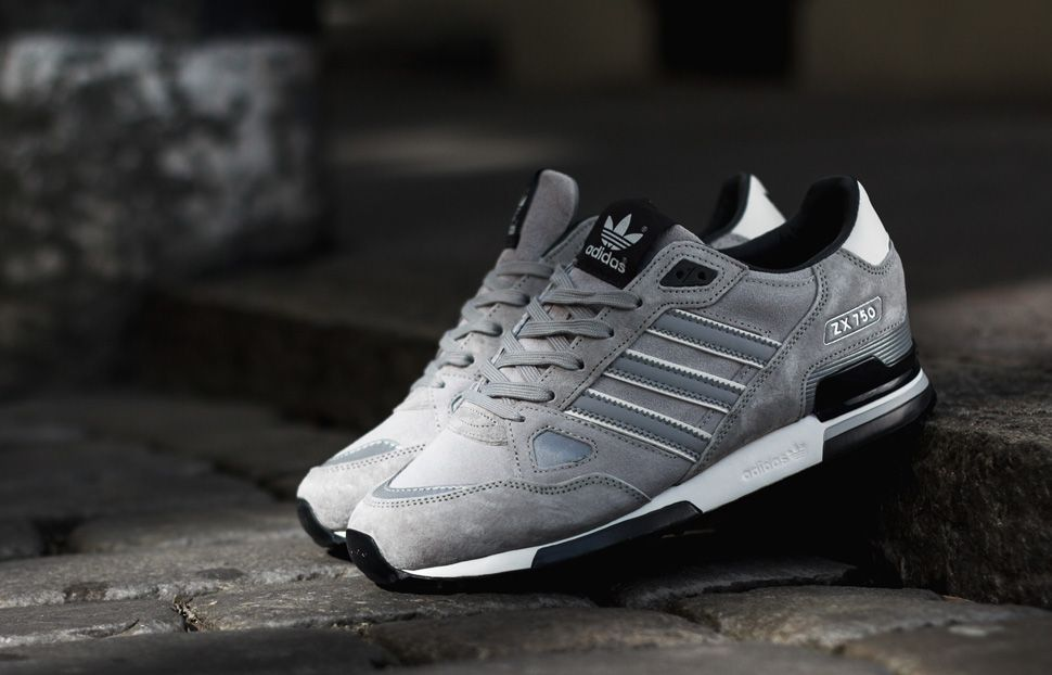 the best attitude 33bc6 458ca Fresh off a Kazuki Kuraishi edition and a EQT colorway, the ZX 750 has just