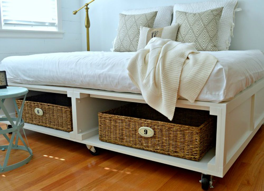 how to stop a new bed from squeaking