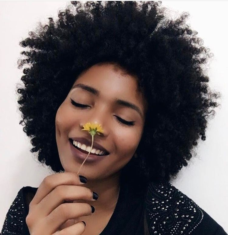 #goalssssss If my curl pattern stays the same, this is how my fro will look!
