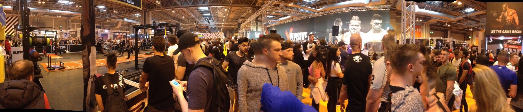 Get Motivated at the Bodypower health and fitness expo | Bodypower