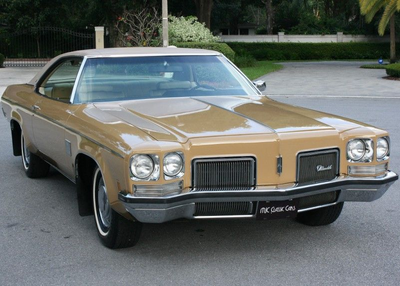 1972 Oldsmobile Delta Royale | MJC Classic Cars | Pristine Classic Cars For Sale…