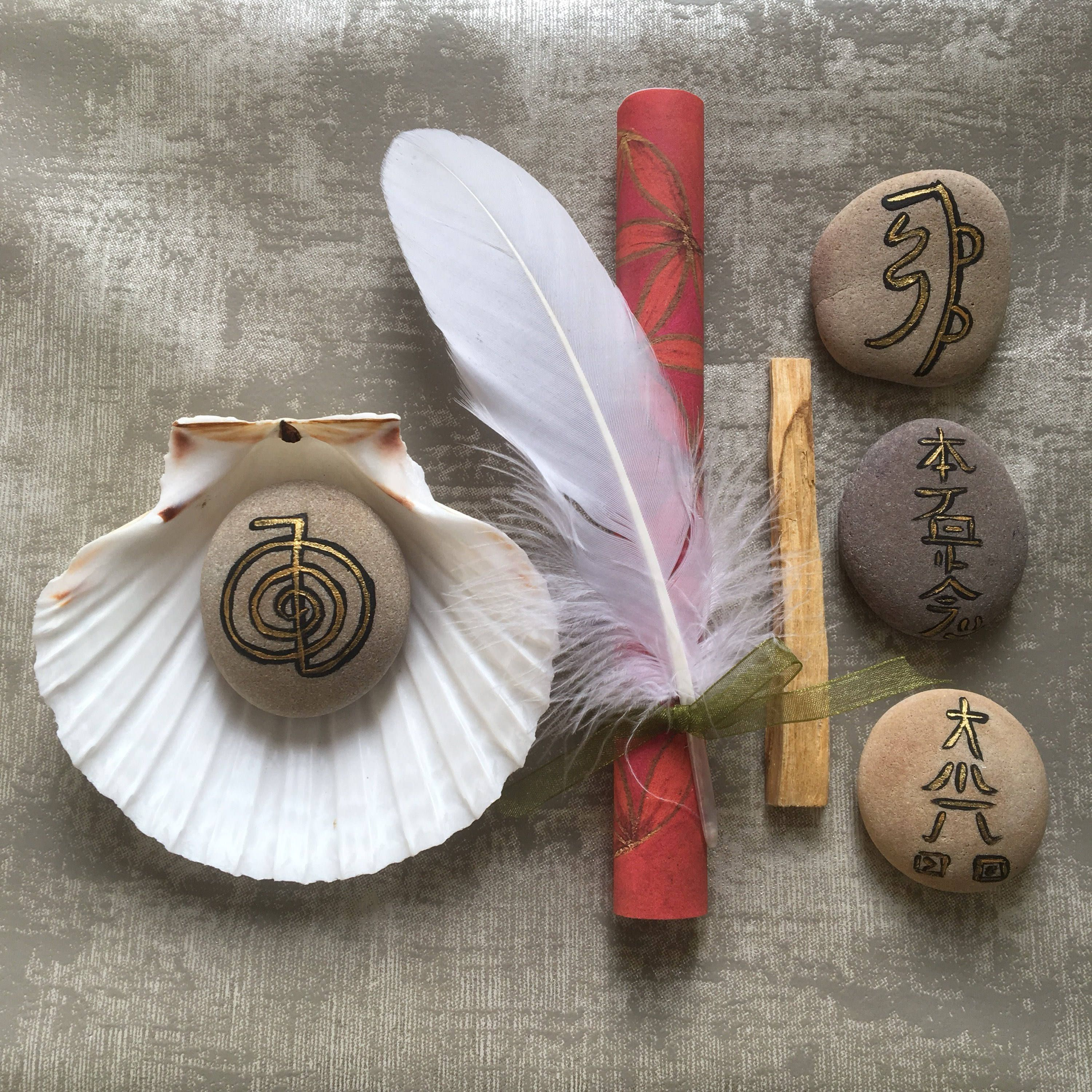This reiki healers kit is intended only for those who are attuned this reiki healers kit is intended only for those who are attuned to reiki to use the symbol stones and the smudge herbs to cleanse your environment and buycottarizona Images
