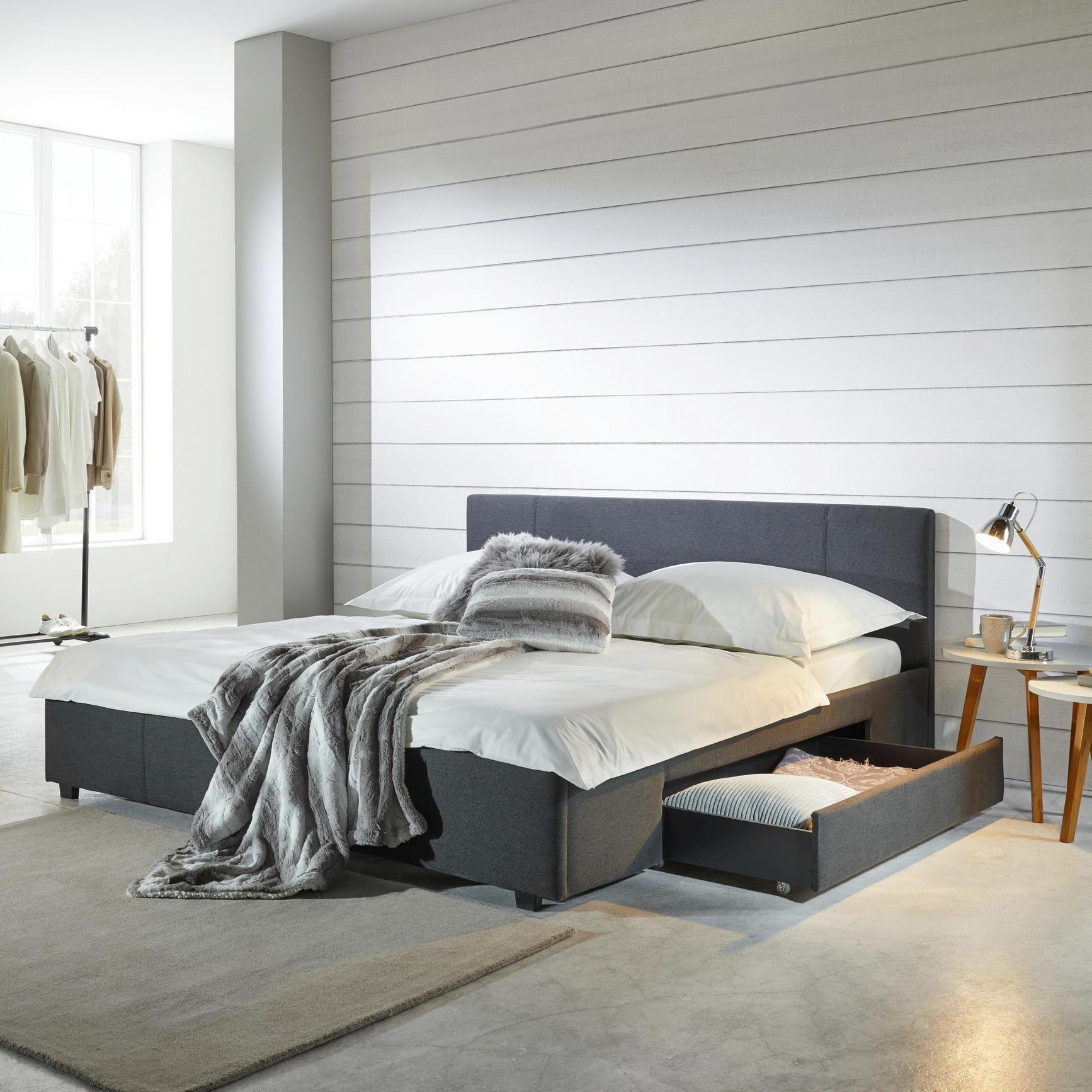 Polsterbett Maila 180x200cm Inkl Bettladen Online Kaufen Momax