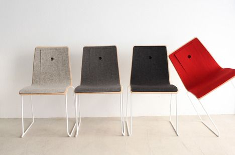 KANGOO CHAIR BY JOINDESIGN