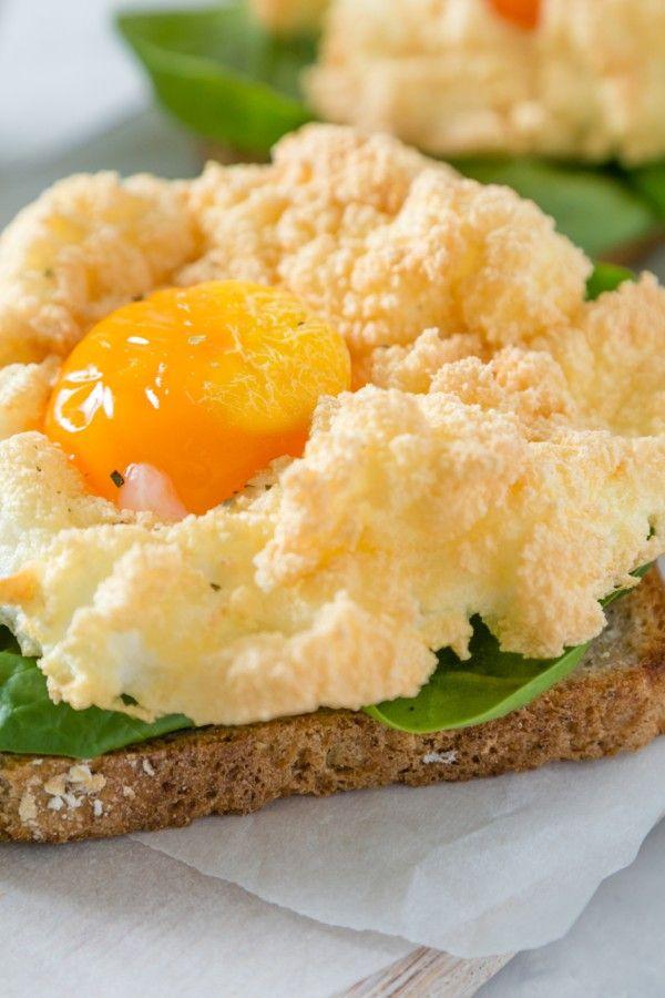 Cloud Eggs – der Hit am Frühstückstisch!