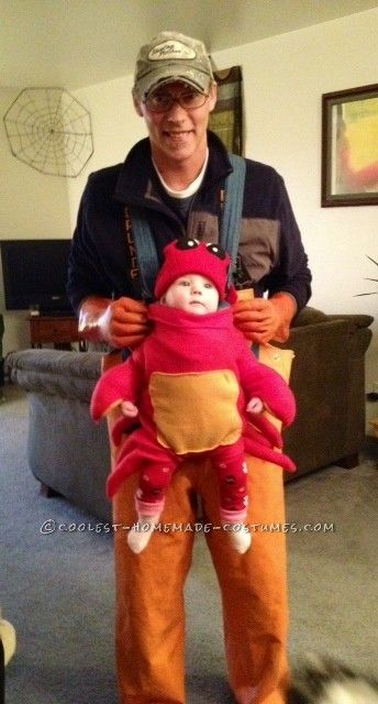 Coolest Father/Daughter Duo Halloween Costume... Coolest Homemade Costumes  sc 1 st  Pinterest & Coolest Father/Daughter Duo Halloween Costume | Pinterest | Duo ...