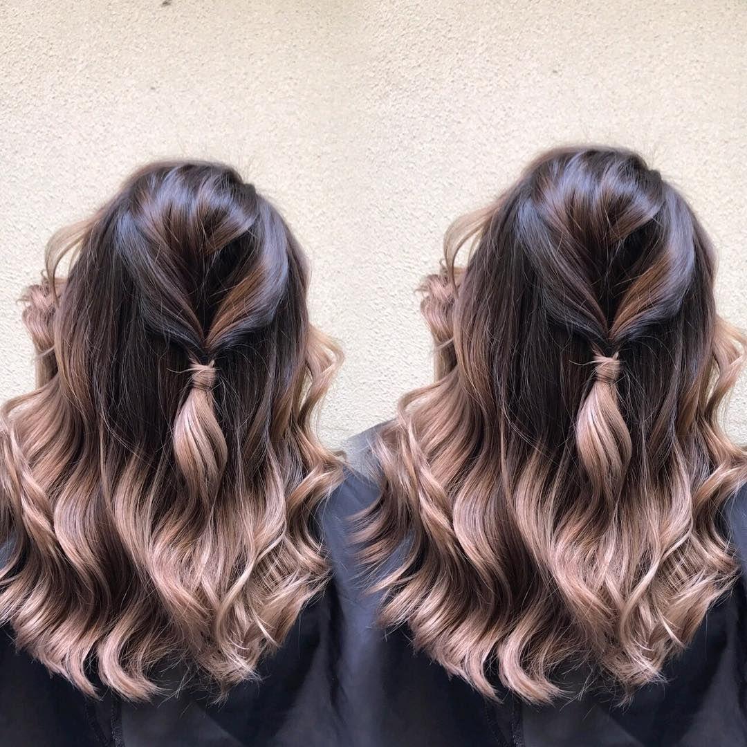 30 Popular Sombre Ombre Hair For 2021 Pretty Designs Hair Styles Brown Ombre Hair Color Ombre Hair Color