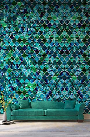 Yana Svetlova Wallcoverings En 2019 Relooking Maison Maison Et