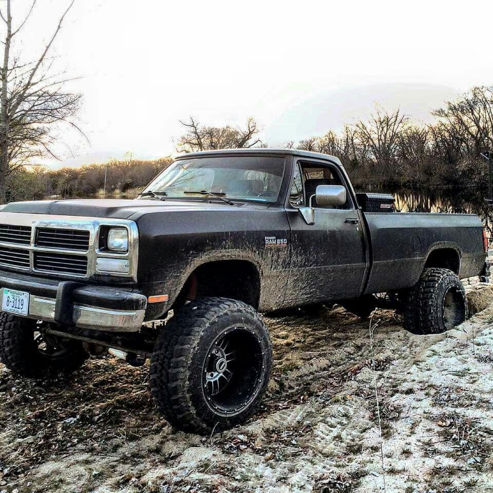 Cummins Dodge trucks, Custom trucks, Dodge cummins