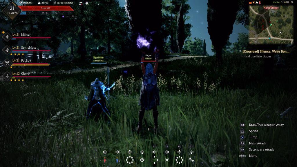 Black Desert PS4 beta test (review) Beta testing, How to