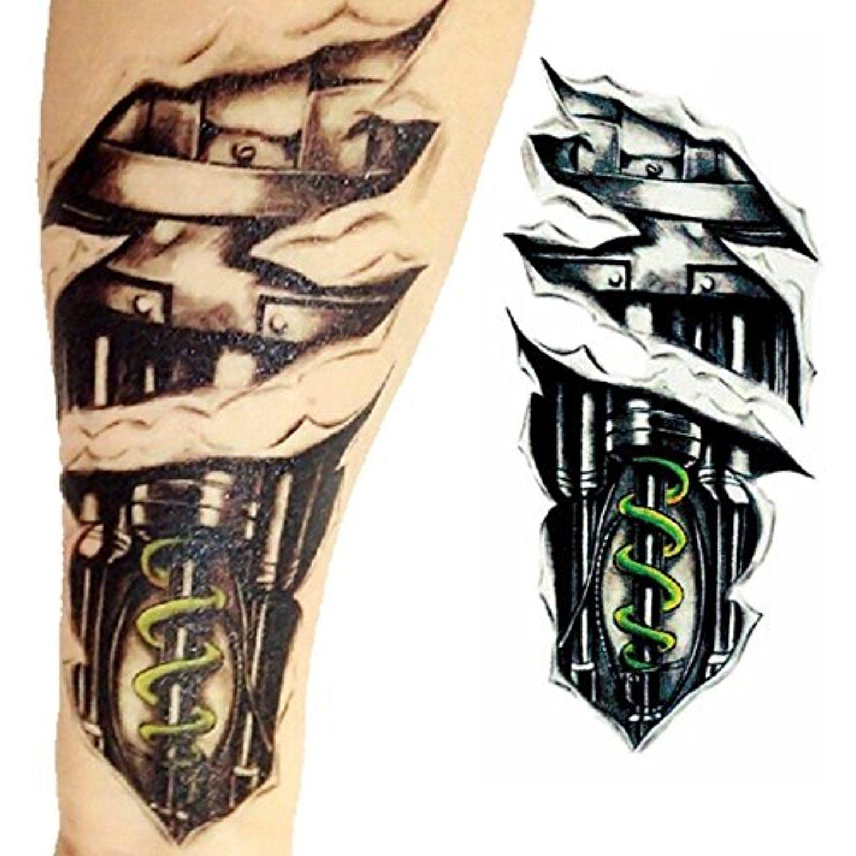 16++ Astonishing Realistic fake tattoos amazon ideas in 2021