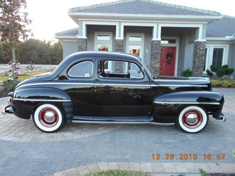1948 Ford Super Deluxe (FL) - $35,900 Please call Michael @ 623-238 ...