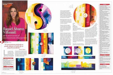 Articulo Revista Artefacto Octubre 2014 Rachel Alvarez Villasmil
