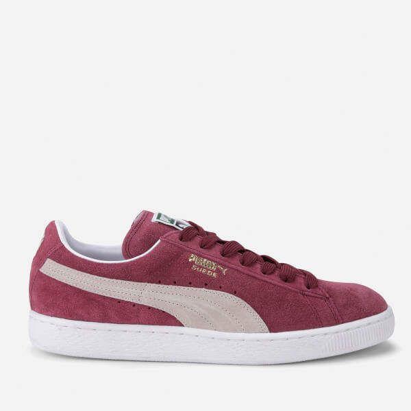 Puma Herren Suede Classic Eco Sneakers