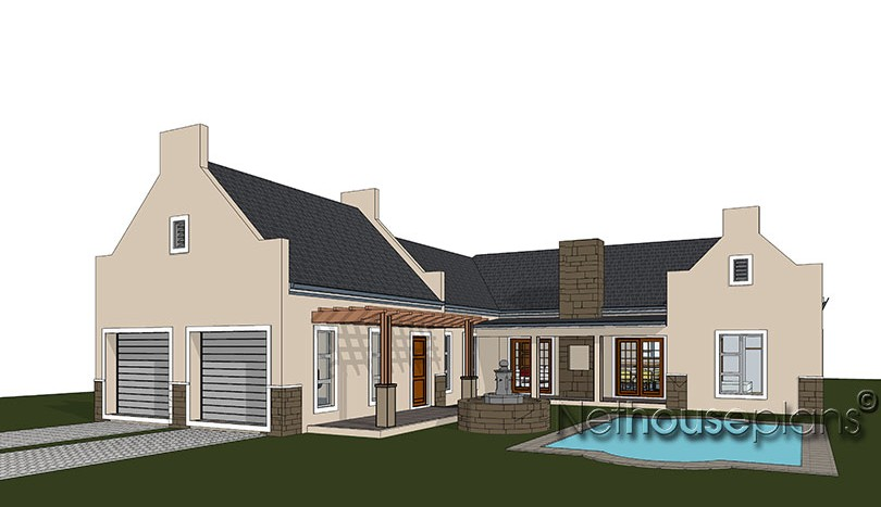 Pin By Geoffrey Petersen On Nice Home Single Storey House Plans Double Storey House House Plans For Sale