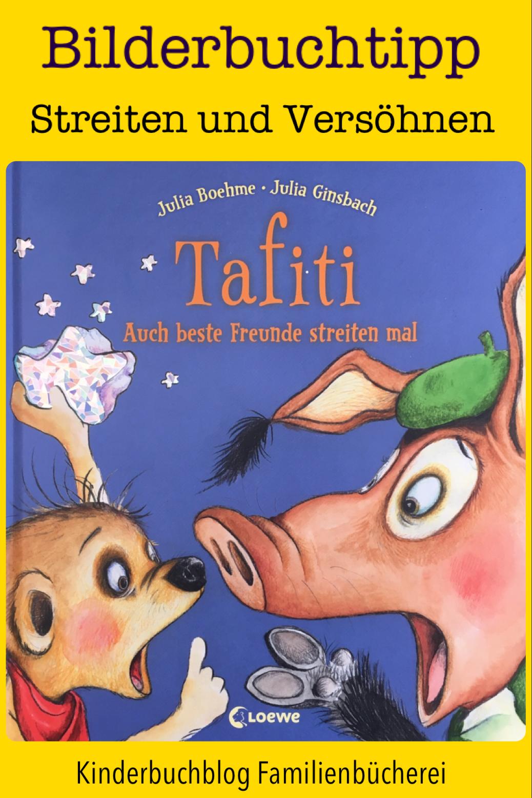 0e29cc8f3c3209 Neues von Erdmännchen Tafiti | Kinderbuchblog Familienbuecherei ...