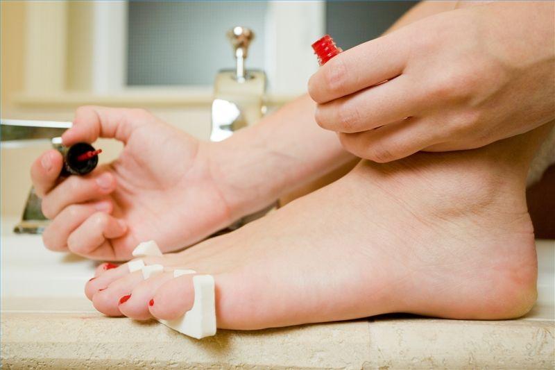 How To Dispose Of Old Nail Polish Toe Nails Toenail Fungus Cure