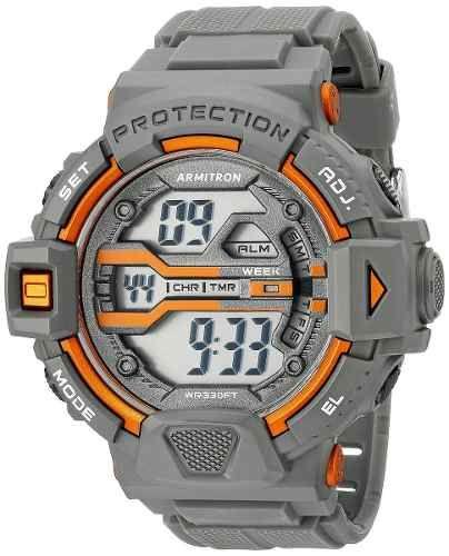 6fabe60fe14a Reloj Armitron® Militar Digital Shock Protection
