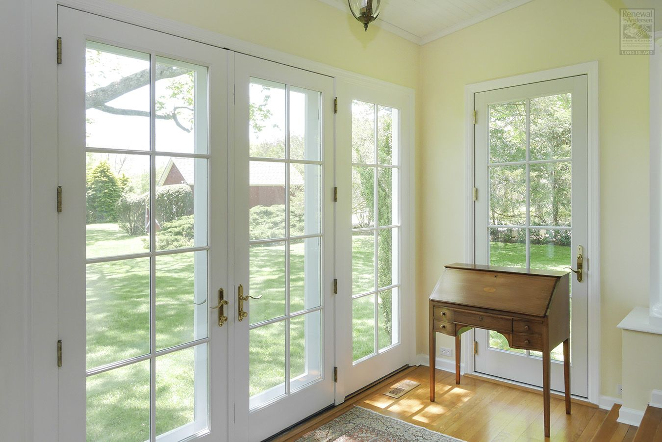 New Matches Old A Great Older Home Where We Installed New Doors And Windows Remodeling Renovation In 2020 Remodeling Renovation Home Windows
