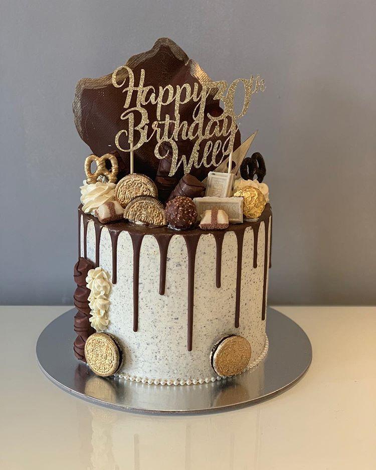 Instagram Da Sharmila Oreo Cake Again Cake Topper Hagoandfriends Borehamwood Cakeinspiration Oreo Cake Oreo Birthday Cake Chocolate Cake Designs
