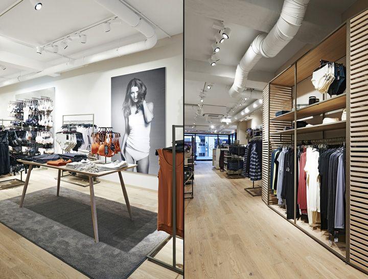 mey bodywear store by cri cronauer romani innenarchitekten