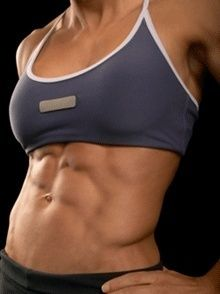 Wish My Abs looked this good!!      Workout Tips workout fitness