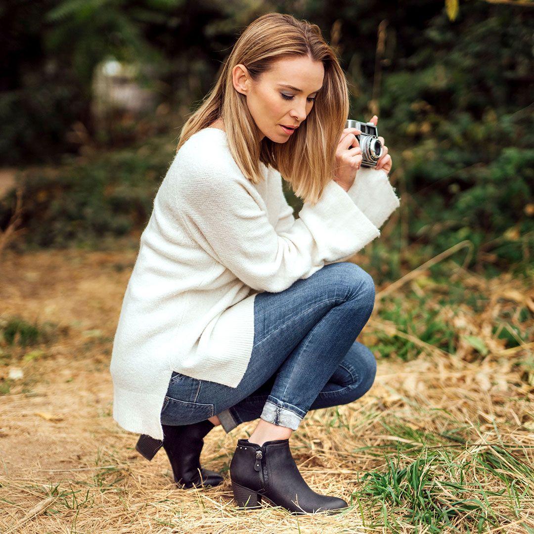 Boots by Deichmann | Schwarze stiefeletten, Stiefeletten und