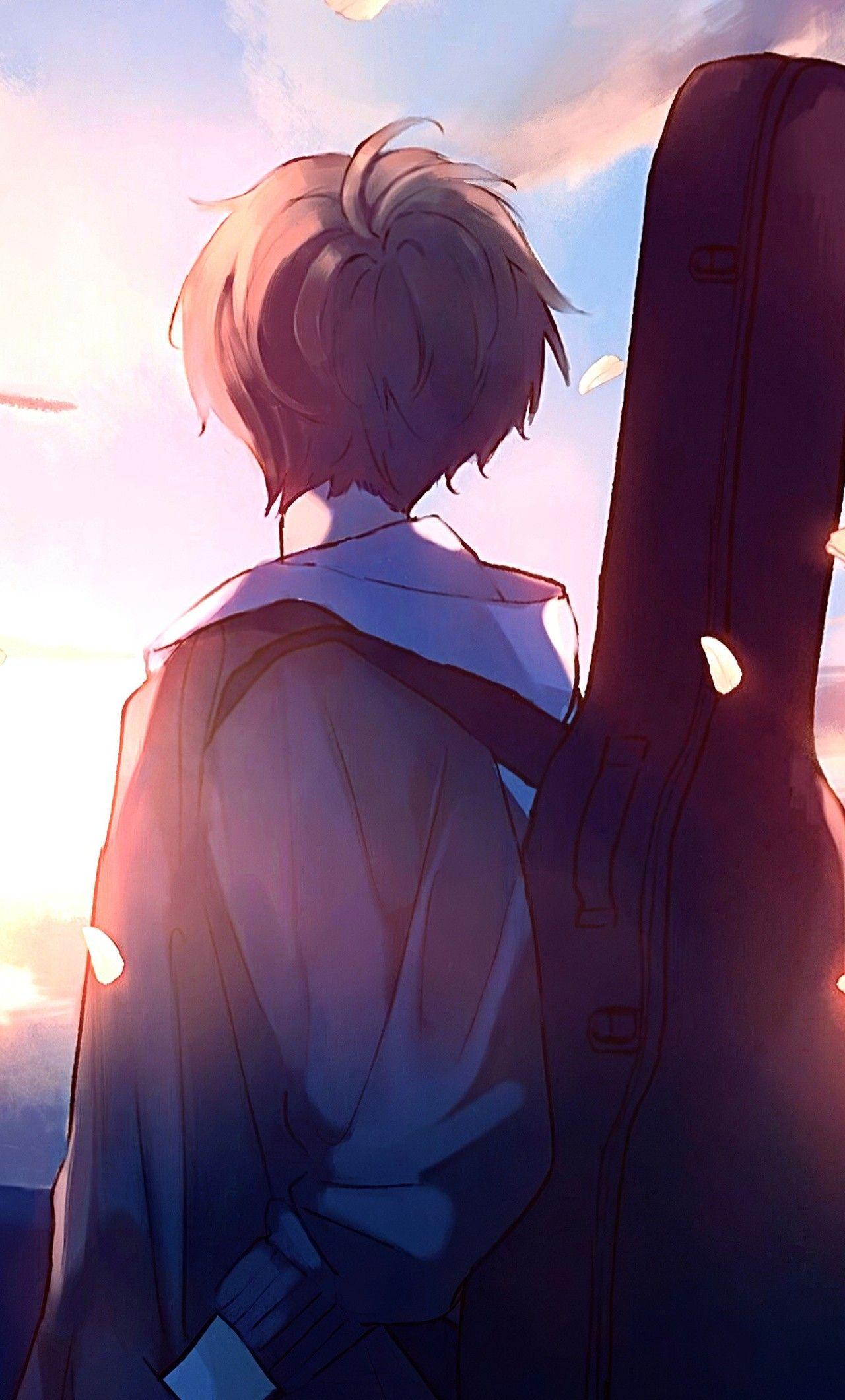 Anime wallpaper mobile 4k