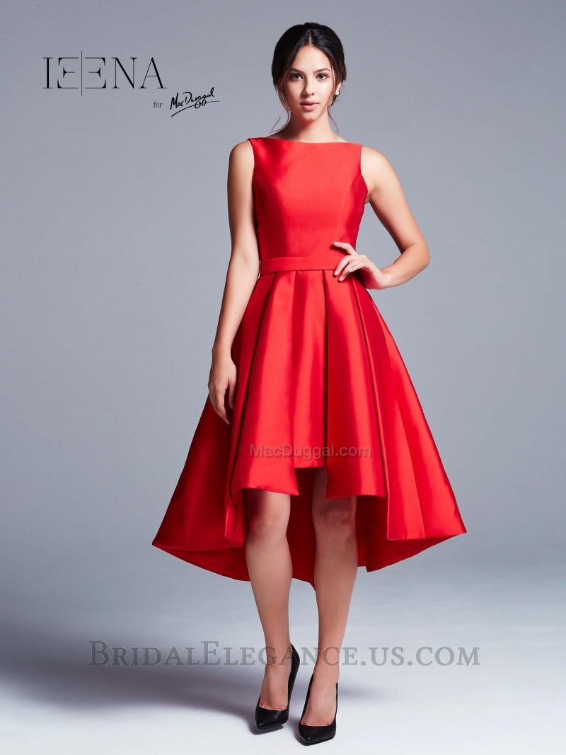 Red Carpet High Low Dress 25036  88a344ce71ce