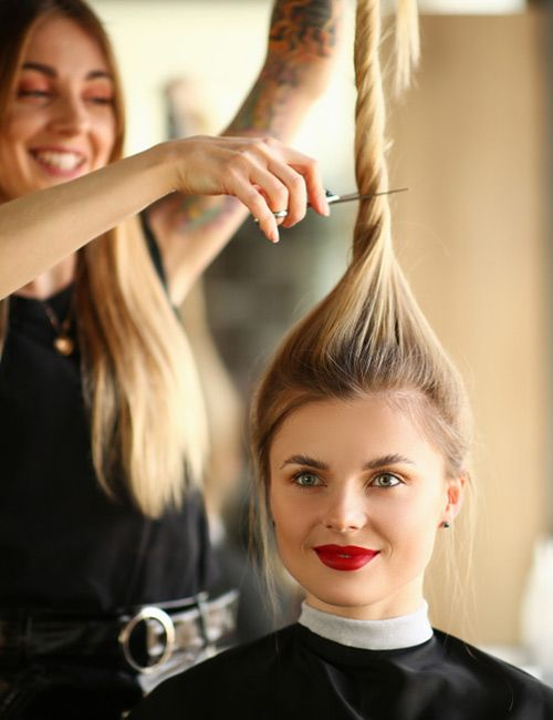 7 Simple Ways To Cut Your Hair At Home