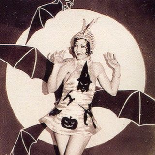 Vintage Halloween Dresses