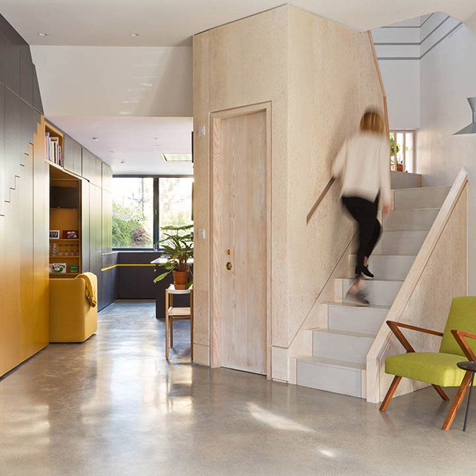 dezeen s top 10 staircases of 2017 architecture pinterest