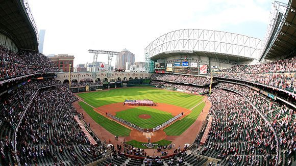 Minute Maid Park Seating Chart Pictures Directions And History