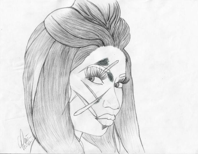 Pin By Brandon Schmidt On Nicki S Art Sketches Female Sketch Male Sketch