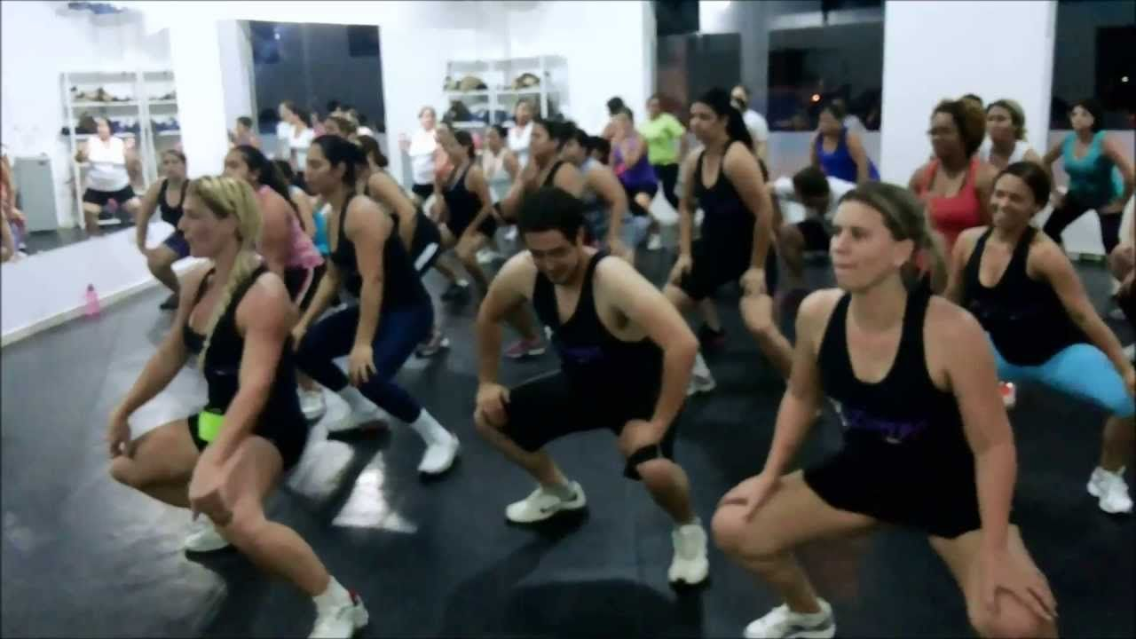 Zumba Fitness Largadinho Variation On The Zin Routine Zumba