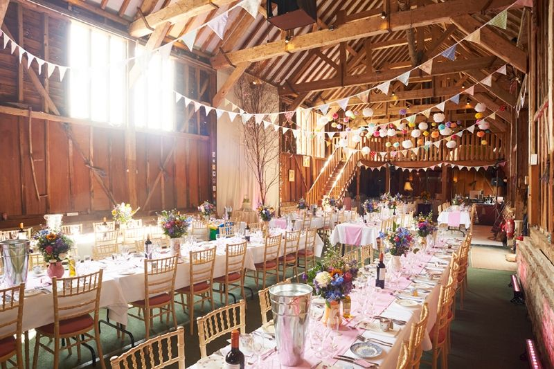 A Beautifully Secluded Events And Wedding Venue Just Outside Alton Hampshire