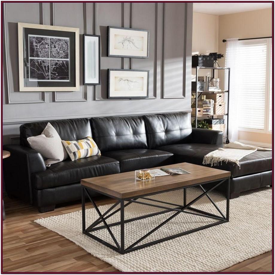 Black Furniture Living Room Ideas Warna Cat Dekorasi Kamar Warna