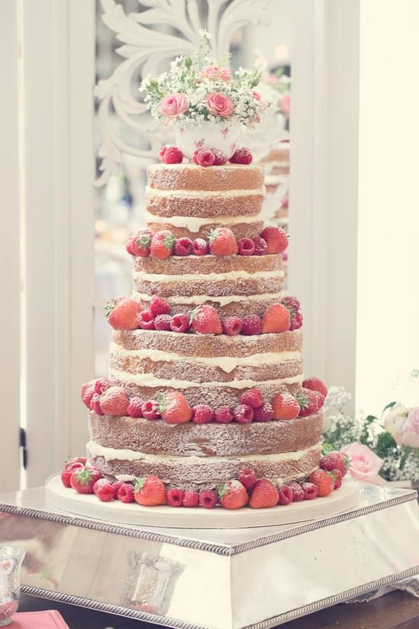 What Is Your Ideal Wedding Cake