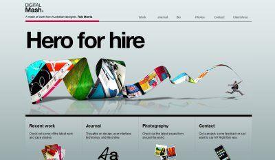 50 Excellent Designer Portfolio Sites Beautiful Website Design Graphic Designer Portfolio Creative Website Design