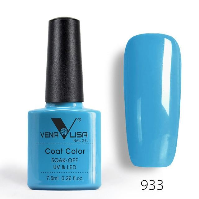 Gel Nagellack Farbe 60 Farben 7.5Ml Tränken Sie weg vom Gelpoliermittel LED UV Gel Nagellack Gel Lack   – Nail Polish