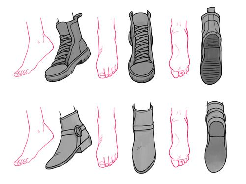 How To Draw Feet With Shoes For Beginners Google Search Drawing Clothes Shoes Drawing Drawing Tutorial