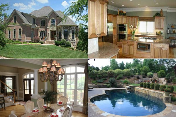Million Dollar Homes Across America