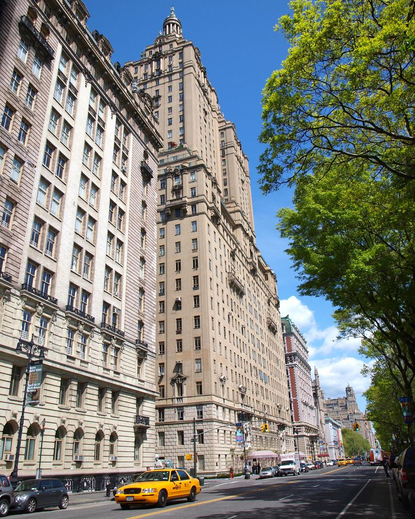 The Langham and San Remo Apartment Buildings, New York ...