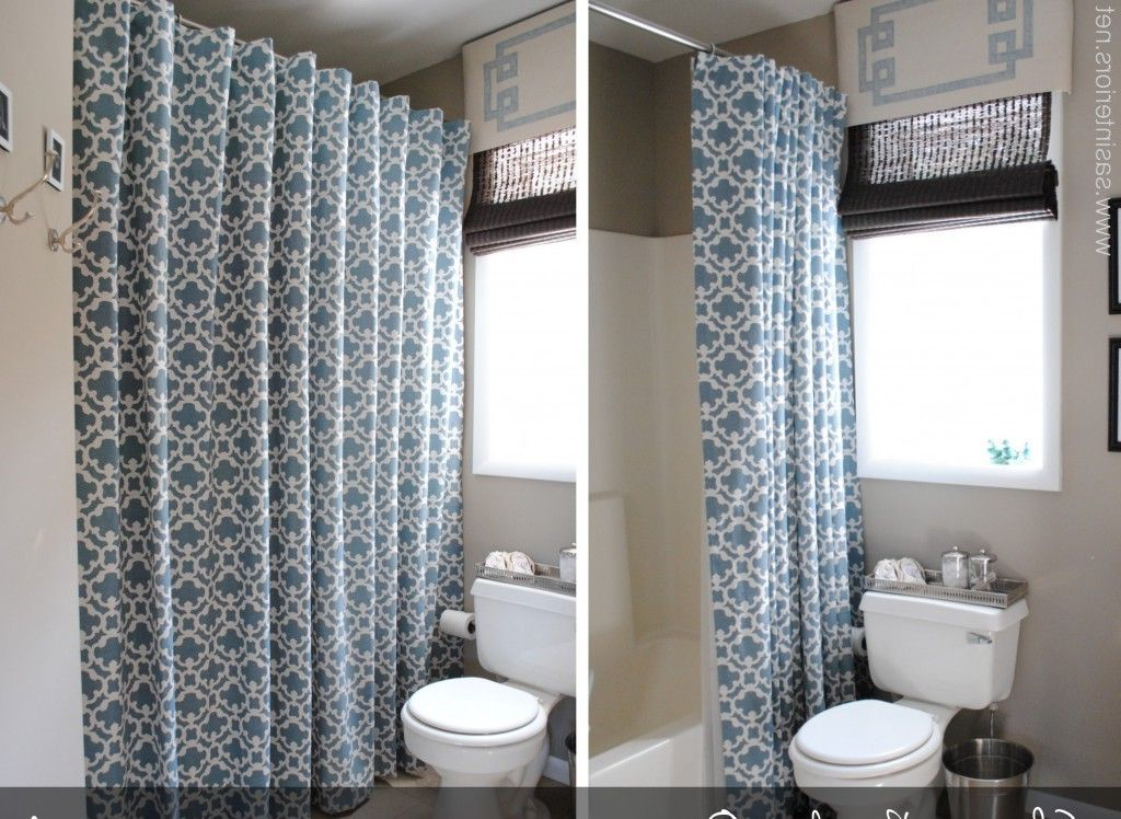 84 Inch Long Shower Curtain Liner