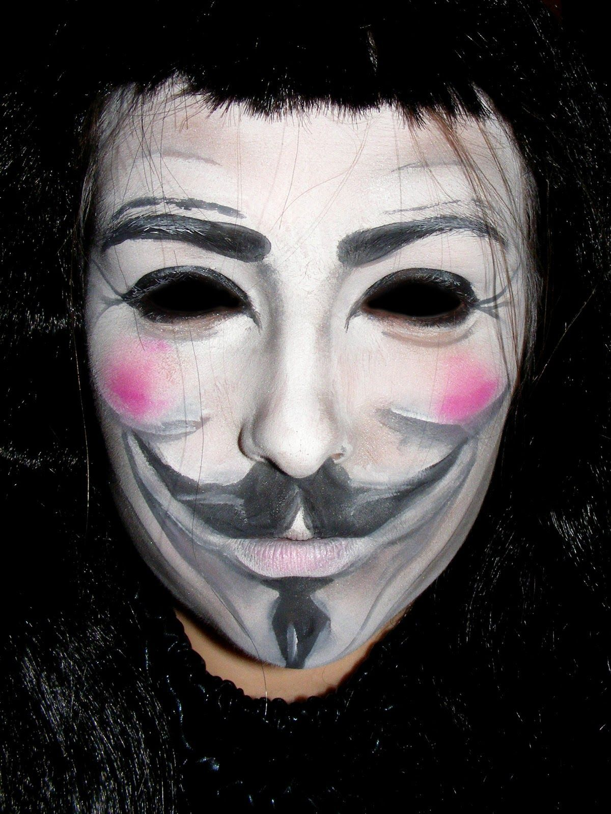 33 Halloween Face Paint Ideas For Adults Face Painting