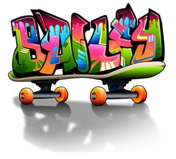 bailey graffiti word skateboard style graffiti creator how to graffiti graffiti. Black Bedroom Furniture Sets. Home Design Ideas