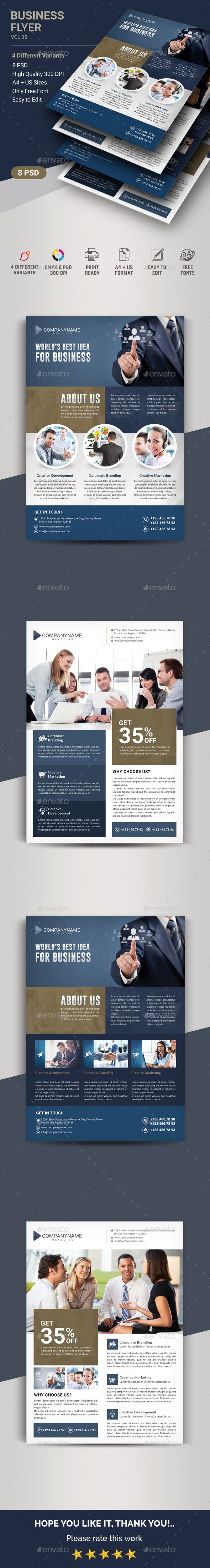 Business flyer business flyers business flyer templates and flyer business flyer business flyer template psd wajeb Image collections
