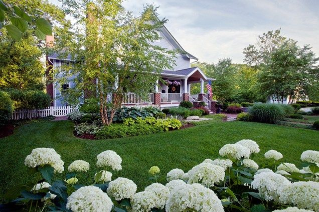 Front Yard Landscaping West Chicago IL Photo Gallery