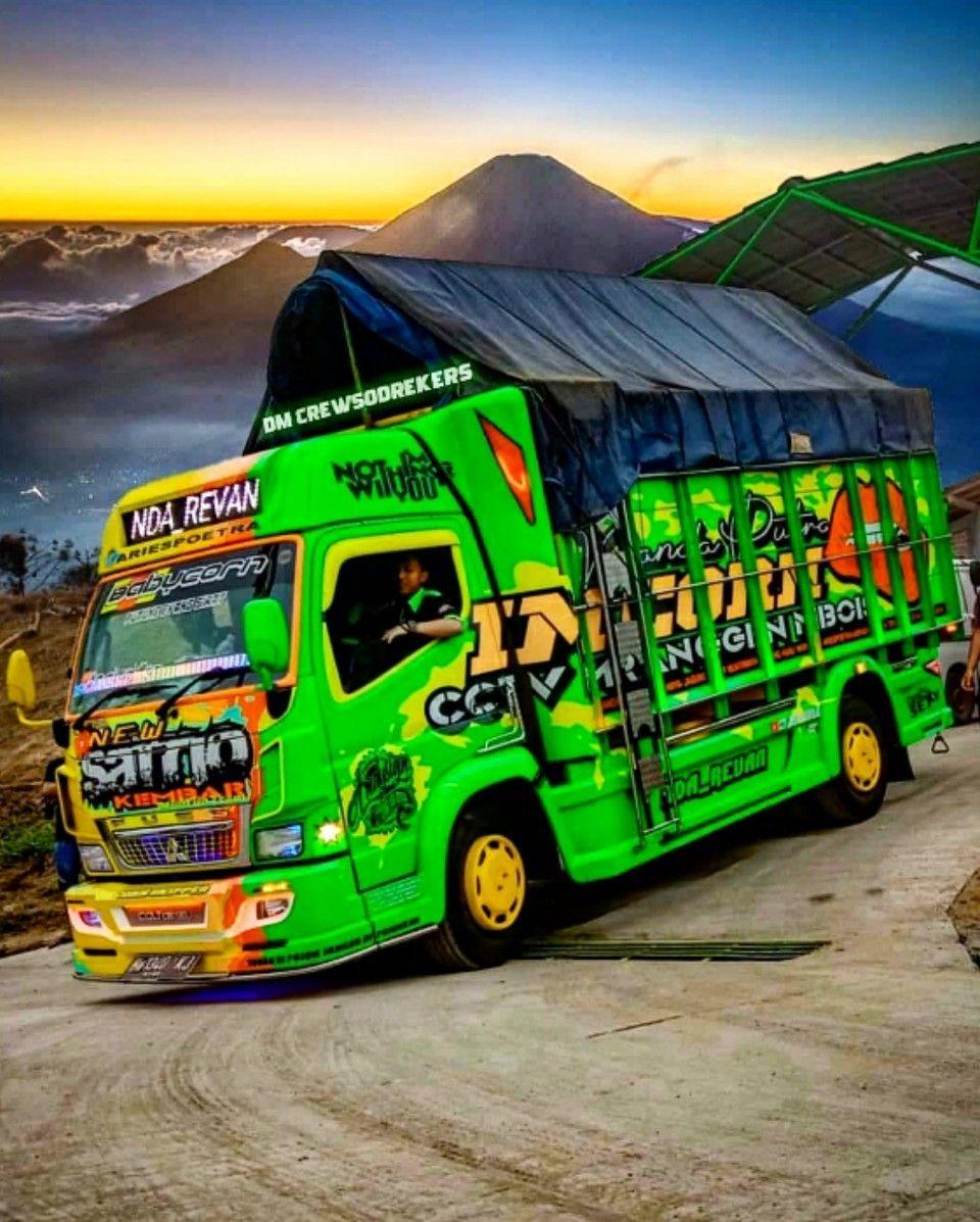 Pin Oleh Khodijah Wuland Di Truck Konsep Mobil Truk Derek Truk